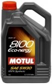 Моторное масло Motul 8100 Eco-nergy 5W-30 4л